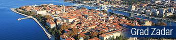LAGUR područje grad Zadar