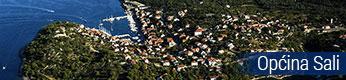 LAGUR područje Općina Sali