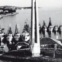 Kaljska ribarska flota na Mulu 1968.
