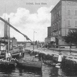 Stara Gradska luka Zadar